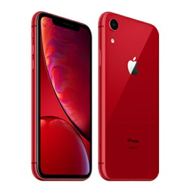 【SIMロック解除済】docomo iPhoneXR A2106 (MT0X2J/A) 256GB レッド Apple 当社3ヶ月間保証 中古 【 中古スマホとタブレット販売の携帯少年 】