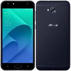 ASUS Zenfone4 Selfie Dual-SIM ZD553KL-BK64S4 64GB NavyBlack【国内版SIMフリー】 ASUS 当社3ヶ月間保証 中古 【 中古スマホとタブレット販売のイオシス 】