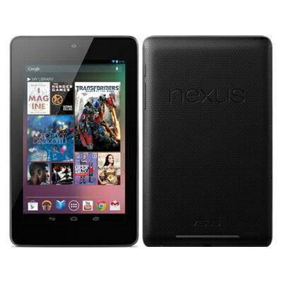 中古 Google Nexus7 (Nexus7-32G) 32GB Black【2012/Wi-Fi】 7インチ アンドロイド タブレット 本体 送料無料【当社3ヶ月間保証】【中古】 【 携帯少年 】