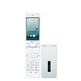 新品 未使用 SH-07F ホワイト docomo ガラケー 中古 本体 携帯電話 送料無料【当社6ヶ月保証】【中古】 【 携帯少年 】