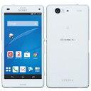 新品 未使用 Xperia Z3 Compact SO-02G White docomo スマホ 白ロム 本体 送料無料【当社6ヶ月保証】【中古】 【 中古スマホとsimフリー端末販売の携帯少年 】
