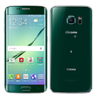 SAMSUNGdocomoGALAXYS6edgeSC-04GGreenEmerald