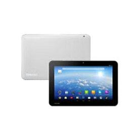 中古 TOSHIBA Androidタブレット A204YB PA20428NNAWR ホワイト 10.1インチ アンドロイド タブレット 本体 送料無料【当社3ヶ月間保証】【中古】 【 携帯少年 】