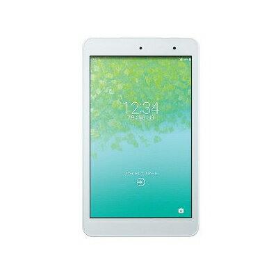 中古 Qua tab KYT31 White au 8.0インチ アンドロイド タブレット 本体 送料無料【当社3ヶ月間保証】【中古】 【 携帯少年 】