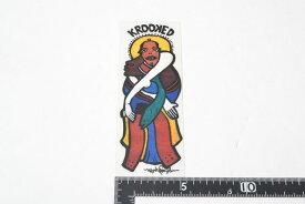KROOKED Sticker クルックド スケート ステッカー