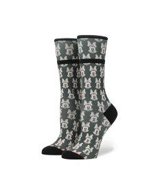 STANCE スタンス Socks ソックス 靴下 ストリート スケーター スケート レディース