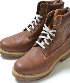 Timberland 6INCH PREM BOOT ティンバーランド 6インチ プレミアムブーツ ブラウン メンズ ブーツ tb0a17lp