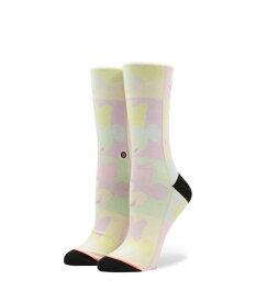 STANCE スタンス Socks ソックス popminnie ミニー パステル 靴下 ストリート スケーター スケート レディース