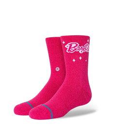 STANCE Socks KIDS MY DREAM MY FUTURE スタンス ソックス キッズ マイ ドリーム マイ ヒューチャー 靴下 ストリート スケーター スケート ピンク 女の子 ガールズ プレゼント mydreammyfuture