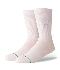 STANCE スタンス Socks ソックス letsdance 靴下 ストリート スケーター スケート バスケット メンズ ホワイト プレゼント