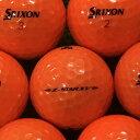 【中古】SRIXON Z-STAR XV 2019年モデル プレミアムパッションオレンジ 12球【Aランク】【ロストボール】