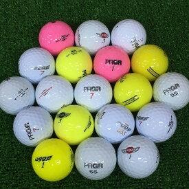 【中古】PRGR 各種混合 30球【ABランク】【ロストボール】