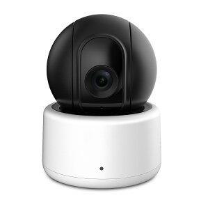 見守りカメラ ベビーモニター 防犯カメラ 1080P FullHD 200万画素 wi-fiカンタン接続 遠隔 監視カメラ 赤外線暗視 動体検知 パンチルド セキュリティ 見守り EHSC-105E