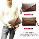 クラッチバッグ ビジネス バッグ メンズ PU レザー 男性用 クラッチバッグ セカンドバッグ 革 紳士用 バッグ カバン 鞄 通勤 アメカジ系 サロン系 ランキングお取り寄せ
