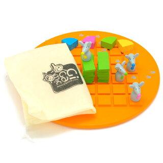 コリドールキッズQUORIDORKids正規輸入品誰よりも早くゴールを目指せ!必要なのは論理的な分析と実行力!可愛いデザインのキッズサイズGigamicギガミック脳トレ知育玩具ボードゲームおもちゃ【宅配便送料無料】
