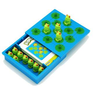 ホッパーズHOPPERS正規輸入品数手先まで計算する空間計算力を養う!ThinkFunシンクファン脳トレ知育玩具ボードゲームパズルおもちゃ【宅配便送料無料】