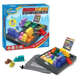 ラッシュアワー RUSH HOUR 正規輸入品論理的思考で問題を解決する力を育む!世界的人気の思考型パズルゲームThinkFun シンクファン 脳トレ 知育 玩具 ボードゲーム パズル おもちゃ宅配便指定商品