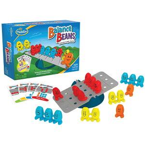 バランス・ビーンズ BALANCE BEANS 正規輸入品算数脳を鍛える幼児教育ツールThinkFun シンクファン 脳トレ シーソー 知育 玩具 ボードゲーム パズル おもちゃ プログラミング クリスマス ギフト