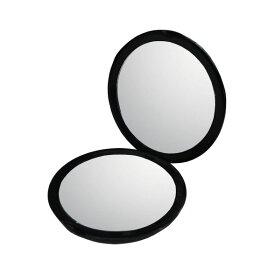 10倍鏡 通常の鏡の10倍の大きさで映る手鏡!細かなメイクや日々のスキンケアに最適!持ち運びに便利なコンパクトミラーメイク 化粧 シミ シワ スキンケア 拡大鏡 10倍拡大鏡 ネコポス送料無料
