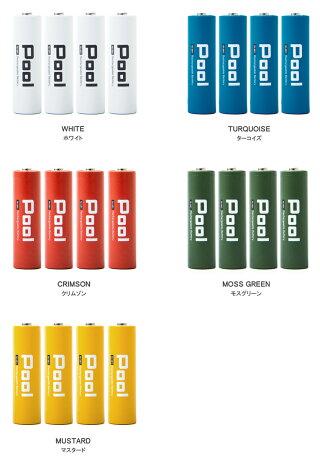 単3単4充電池充電器充電器セット単3形単4形各4本とUSB充電器のセットUSB急速充電器エネループを超える大容量ニッケル水素電池Poolプール充電池単3単4ネコポス送料無料