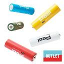 アウトレット ニッケル水素電池 単3形 2150mAhNi-MH 充電池 Pool プール 1本ばら売り