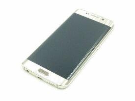 【美品 保証】softbank 404SC 64GB Bランク 利用制限○ Galaxy S6(SAMSUNG)ゴールド 中古 激安 スマホ 白ロム ギャラクシー サムスン