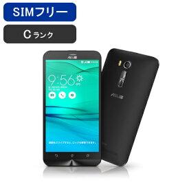 【全品送料無料】【良品 保証】SIMフリー ZenFone Go [Cランク/ブラック] [X013DB ZB551KL] 激安 白ロム[中古 スマホ] 本体 ASUS エイスース ゼンフォン デュアルSIM