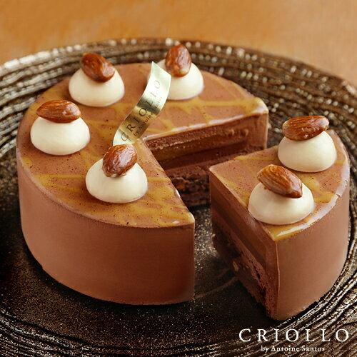 【チョコレートケーキ】ジャック12cm 約2〜4名様向け【冷凍便】あす楽対応
