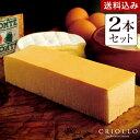 NEWチーズケーキ 芳醇なチーズケーキ プレミアム・チーズケーキ(約2〜3名用)のお得な2本セット(長方形)【冷凍便】【…