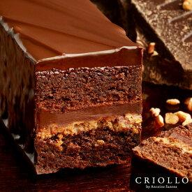 【チョコレートケーキ】トレゾー・バリ 2〜3名様用【冷蔵便】 敬老の日
