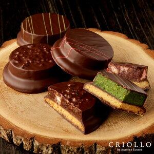 【チョコレート】キキ3種6個セット(ニルヴァナ、フリュイルージュ、抹茶)【常温便】チョコ ベリー 濃厚 サブレ クッキー 贈り物 お菓子 スイーツ ギフト お取り寄せグルメ 高級 ブランド