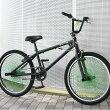 BMX自転車24インチBMX街乗りペグジャイロブレーキBMXハンドル【送料無料】但し沖縄・離島は除く