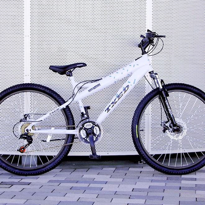 マウンテンバイク MTB 自転車 26インチ シマノ製21段変速 ディスクブレーキ 自転車【送料無料】但し沖縄・離島は除く