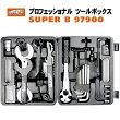 スーパーB自転車工具セットプロツールボックスSUPERB97900シマノホローテックII対応