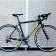 ロードバイク自転車アルミ軽量700CTOTEMシマノ14段変速STIデュアルコントロールレバー