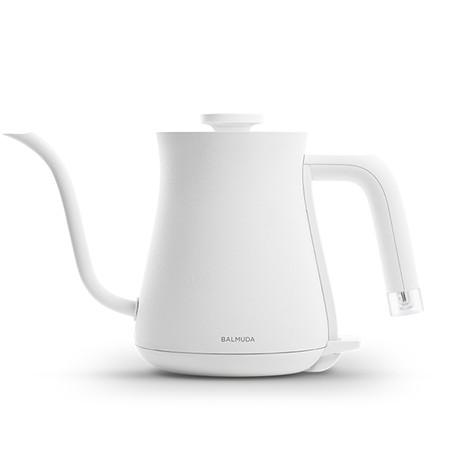 【送料無料(北海道・離島は別途)】BALMUDA 電気ケトル The Pot(バルミューダ ザ・ポット) K02A-WH ホワイト