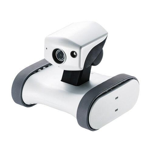 【送料無料(北海道・離島は、1080円)】サンワサプライ アボットライリー(見守りロボット)RB-RILEY