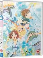 四月は君の嘘 コンプリート DVD-BOX1 (1-11話) アニメ 君嘘 輸入版  [DVD]