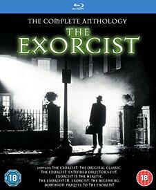 エクソシスト コンプリート シリーズ完全収録(708分) Blu-ray 輸入盤 The Exorcist Complete Anthology