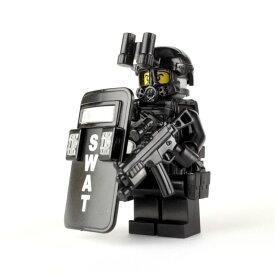 レゴ ブロック カスタム パーツ アーミー 装備品 武器 カスタムフィグ SWAT ポイントマン 前方警戒員 ミニ フィギュア Import