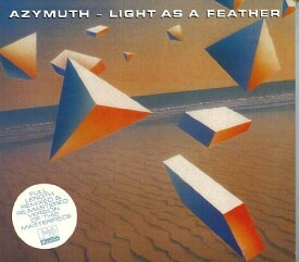 Azymuth アジムス Light As A Feather REMIXED & REMASTERED CD 輸入盤