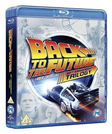 バック・トゥ・ザ・フューチャー トリロジー 30thアニバーサリー・エディション Blu-ray BOX Back to the Future Blu-ray 輸入盤