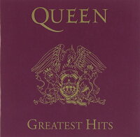 Queen クイーン Greatest Hits CD 輸入盤