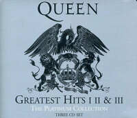 Queen クイーン Platinum Collection 3CD 輸入盤