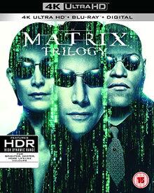 マトリックス トリロジー Matrix Trilogy 4K ULTRA HD +Blu-ray 輸入版