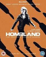 HOMELAND ホームランド シーズン7 Blu-ray 輸入版