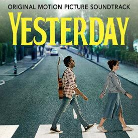 イエスタデイ サントラ サウンドトラック Yesterday Original Soundtrack CD 輸入盤