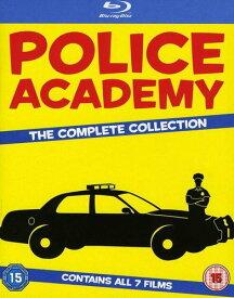 ポリスアカデミー 全7作品収録 Blu-ray BOX 輸入盤 Police Academy 1-7-The Complete Collection