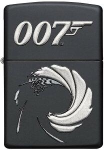 Zippo ジッポー ライター 007 ジェームスボンド ジッポ オイルライター 29566 import