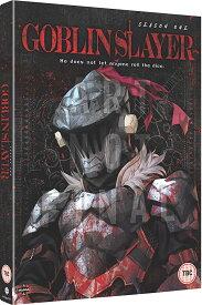ゴブリンスレイヤー 1期 コンプリート DVD (全12話 300分) GOBLIN SLAYER! 蝸牛くも アニメ 輸入版